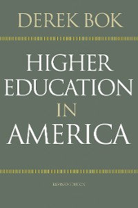 Cover Higher Education in America