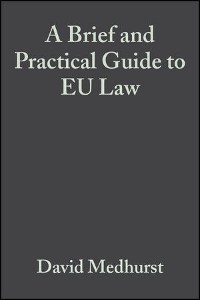Cover A Brief and Practical Guide to EU Law