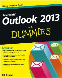 Cover Outlook 2013 For Dummies