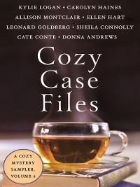 Cover Cozy Case Files Sampler, Volume 6