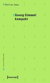 Cover Georg Simmel kompakt