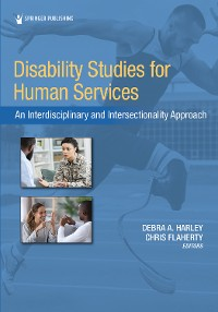 Cover Disability Studies for Human Services