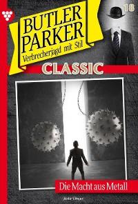 Cover Butler Parker Classic 18 – Kriminalroman