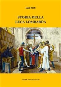 Cover Storia della Lega Lombarda
