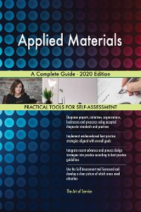 Cover Applied Materials A Complete Guide - 2020 Edition