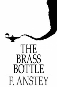 Cover Brass Bottle
