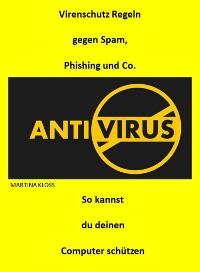 Cover Virenschutz Regeln gegen Spam, Phising und Co.