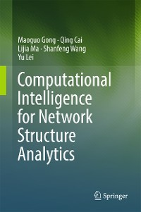 Cover Computational Intelligence for Network Structure Analytics