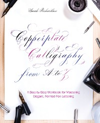 Cover Copperplate Calligraphy from A to Z