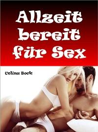 Cover Allzeit bereit für Sex