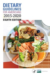 Cover Dietary Guidelines for Americans 2015-2020