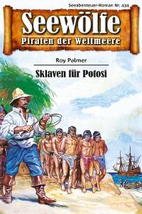 Cover Seewölfe - Piraten der Weltmeere 434