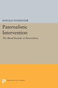 Cover Paternalistic Intervention