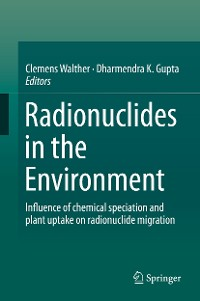 Cover Radionuclides in the Environment