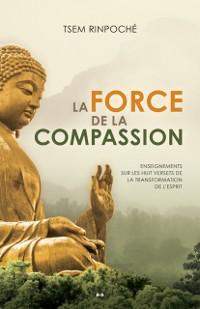 Cover La force de la compassion