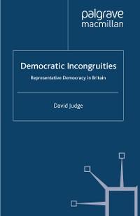 Cover Democratic Incongruities