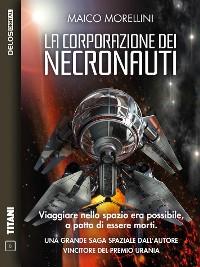 Cover La corporazione dei Necronauti