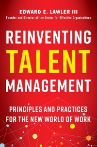 Cover Reinventing Talent Management