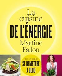 Cover La cuisine de l'énergie