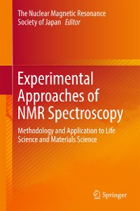 Cover Experimental Approaches of NMR Spectroscopy