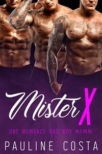 Cover Mister X - Livre 2