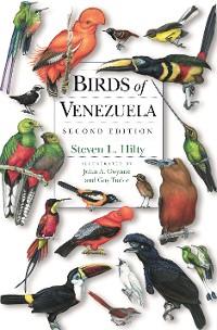 Cover Birds of Venezuela