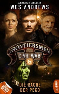 Cover Frontiersmen: Civil War 5