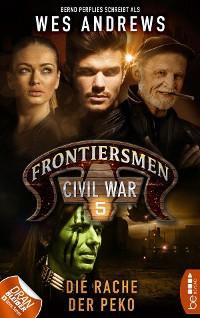 Cover Frontiersmen: Civil War 5