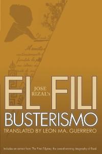 Cover El Filibusterismo