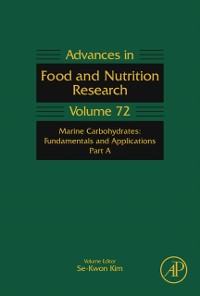 Cover Marine Carbohydrates: Fundamentals and Applications, Part A