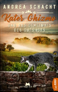 Cover Kater Ghizmo und das Geheimnis des Gutshofs