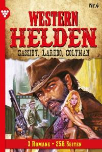 Cover Western Helden 4 – Erotik Western