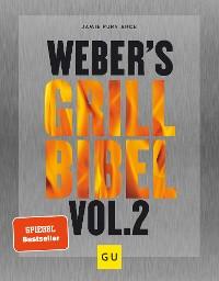 Cover Weber's Grillbibel Vol. 2