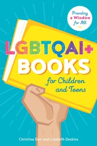 Cover LGBTQAI+ Books for Children and Teens