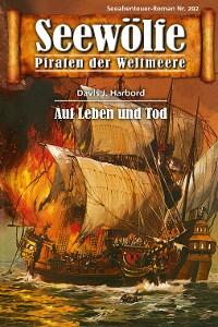 Cover Seewölfe - Piraten der Weltmeere 292