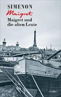 Cover Maigret und die alten Leute