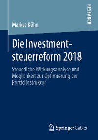Cover Die Investmentsteuerreform 2018