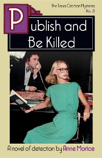 Cover Publish and Be Killed