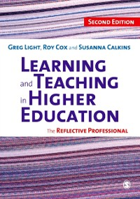 Cover Learning and Teaching in Higher Education