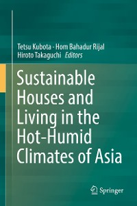 Cover Sustainable Houses and Living in the Hot-Humid Climates of Asia