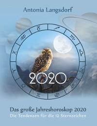 Cover Das große Jahreshoroskop 2020