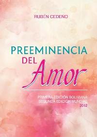 Cover Preeminencia del Amor