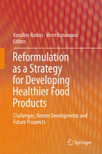 Cover Reformulation as a Strategy for Developing Healthier Food Products
