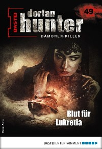 Cover Dorian Hunter 49 - Horror-Serie