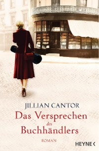 Cover Das Versprechen des Buchhändlers
