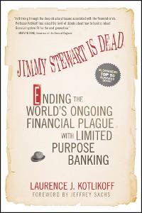 Cover Jimmy Stewart Is Dead