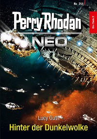 Cover Perry Rhodan Neo 251: Hinter der Dunkelwolke
