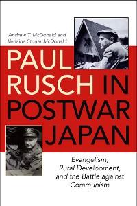 Cover Paul Rusch in Postwar Japan