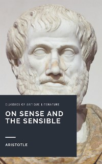 Cover On Sense and the Sensible