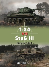 Cover T-34 vs StuG III